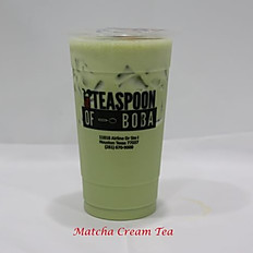 Matcha Cream Tea (24oz)