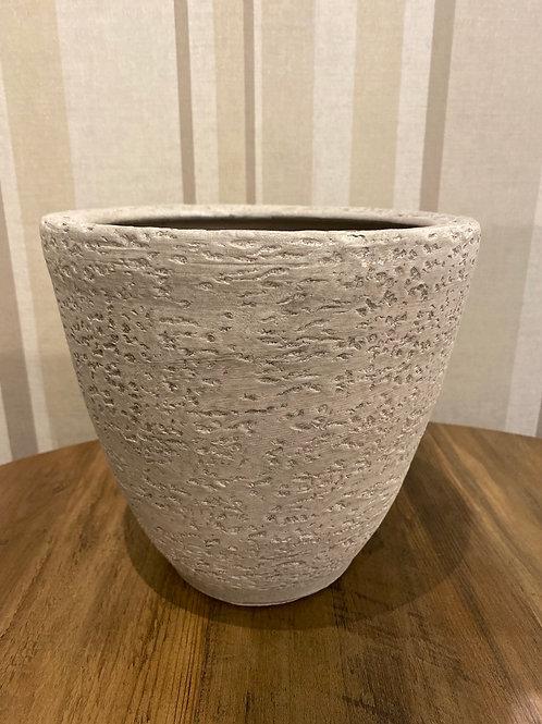 Medium stone pot