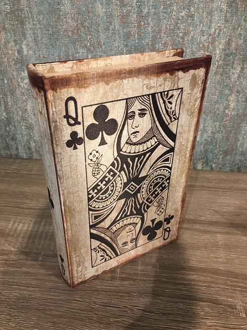 Queen book box