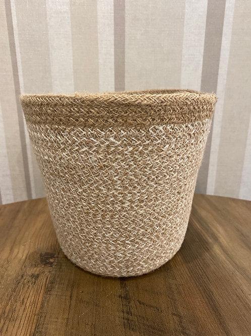Woven pot