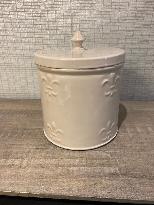 Iron canister medium