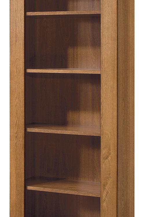 Velvet Bookcase
