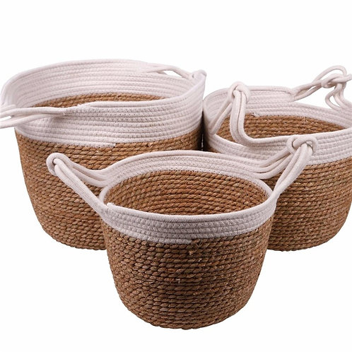 Basket set of 3