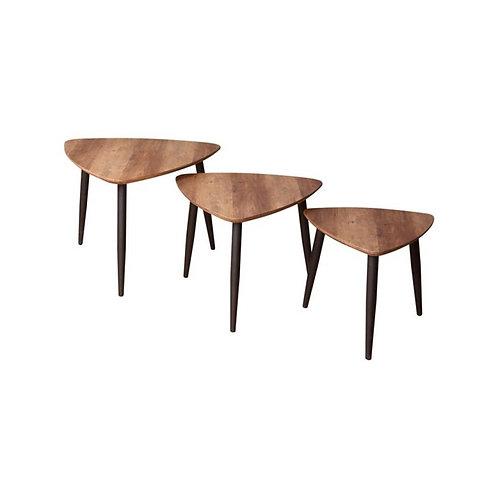 BLACKUS coffee table x3
