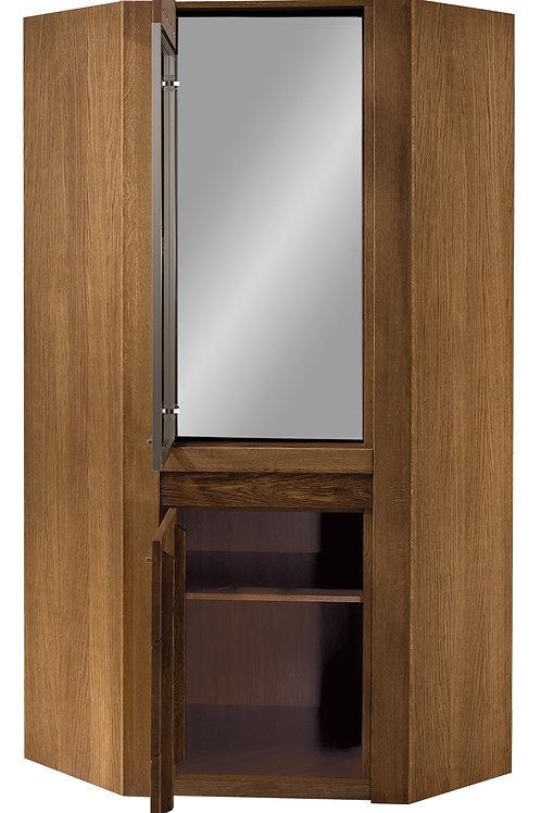 Velvet 2 Door Corner Display Unit