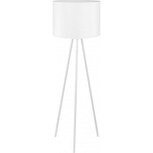 Mia white floor lamp