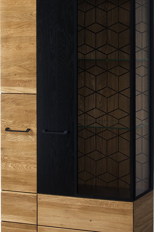 Mosaic2 doors display unit