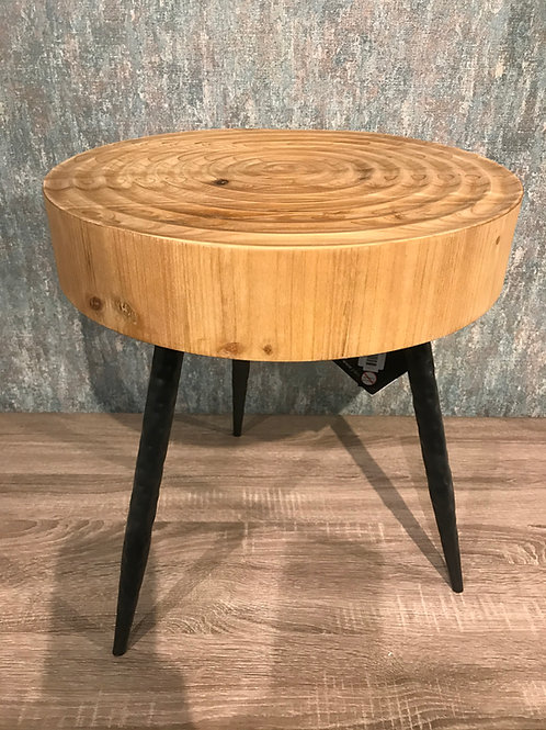 Natural side table