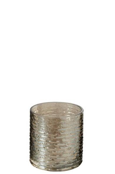 Vase Ribbed