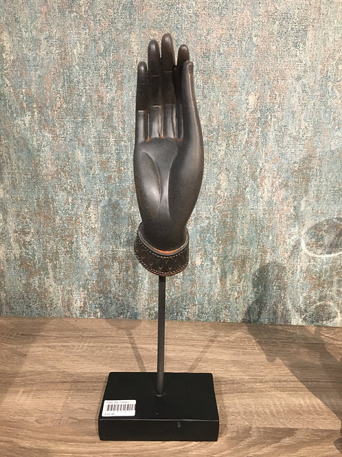 Resin Hand on stand