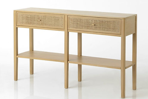 LIGHT WOOD CONSOLE