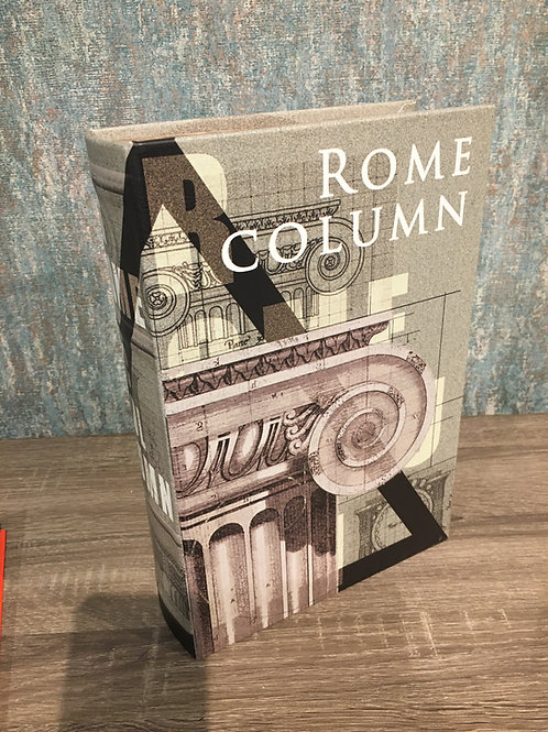 Roman large book box