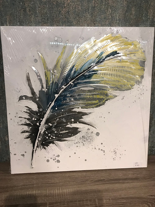 Feather artwork