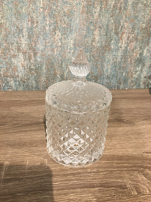 Crystal jar