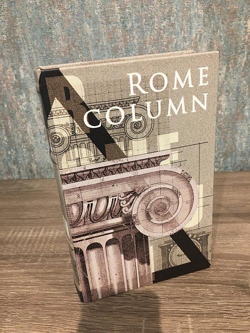 Roman small book box