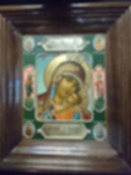 Список Касперовской-Царицынской Иконы Бо