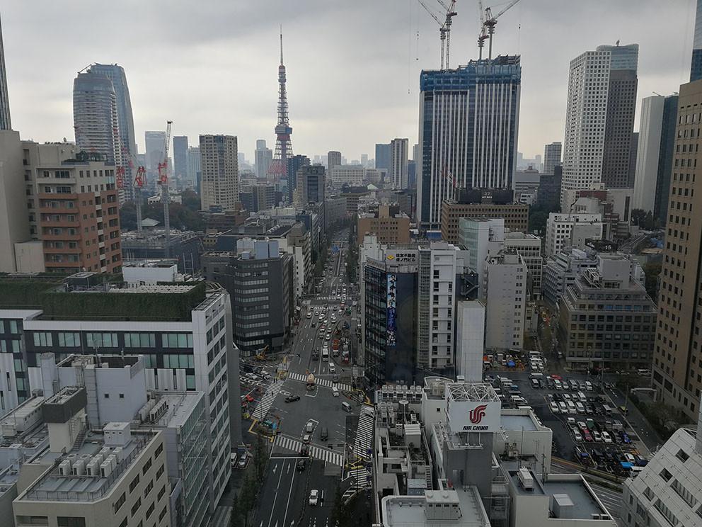 Tokyo City / 東京の街並み(都会だなーと思う)