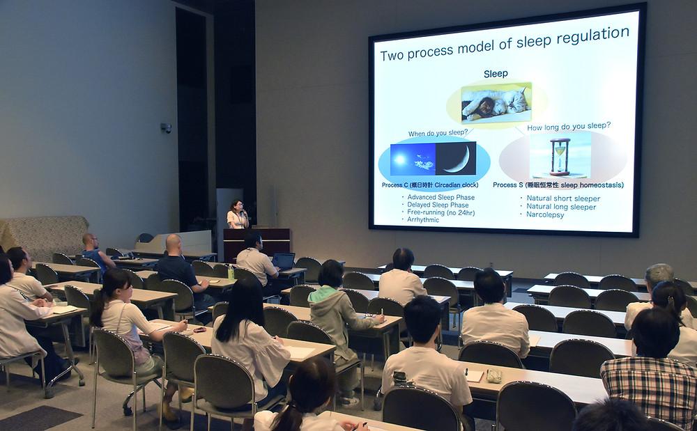 平野有沙博士の医学研セミナー/Institutional seminar by Dr. Arisa Hirano