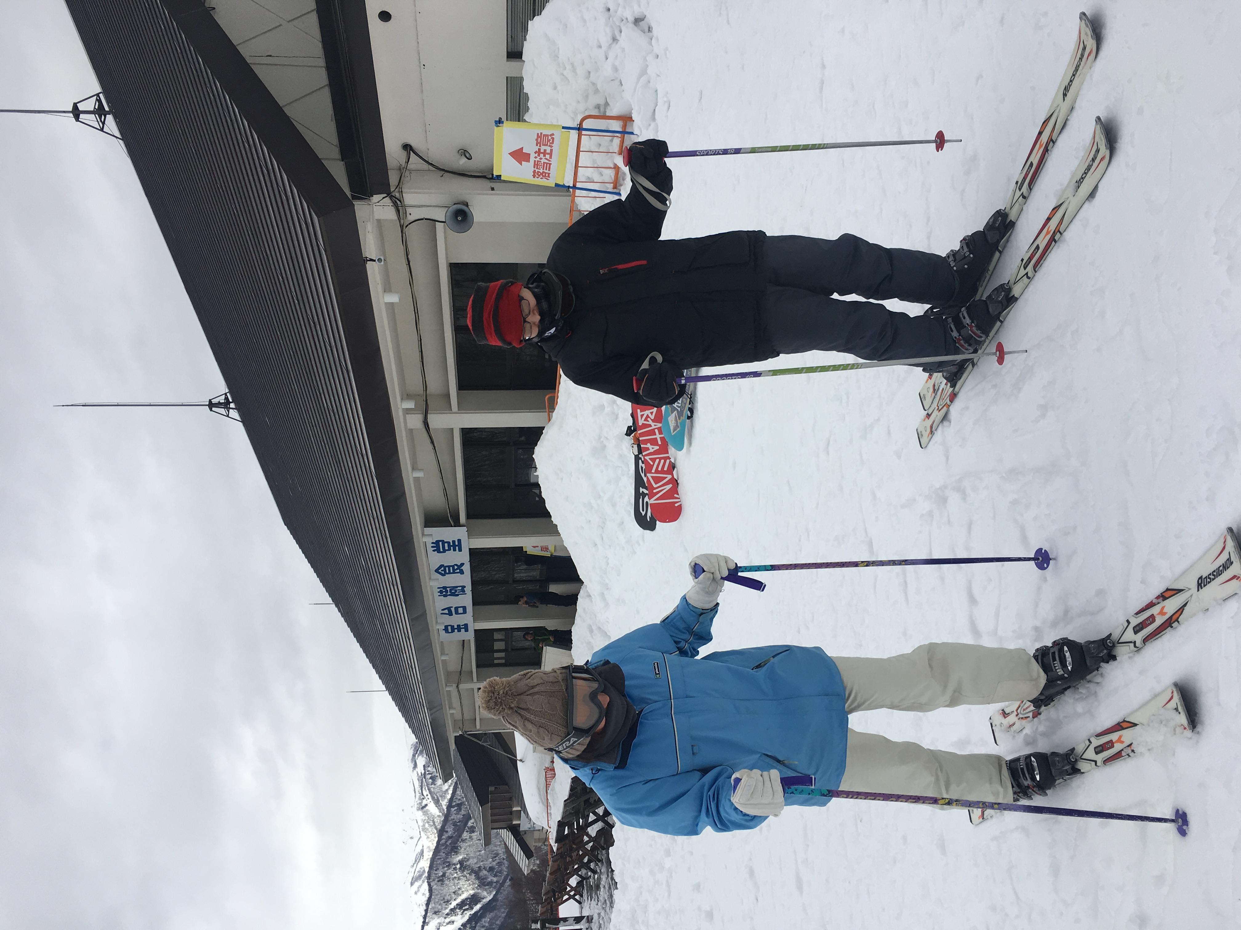 Lab Ski/Snowboard Trip