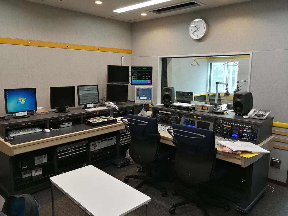 Studio / スタジオ