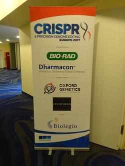 CRISPR Congress Europe 2017 Berlin