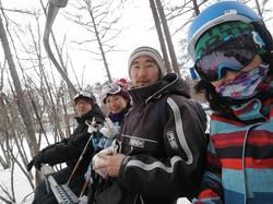 Lab Ski/Snowboard Trip 2018/2/23