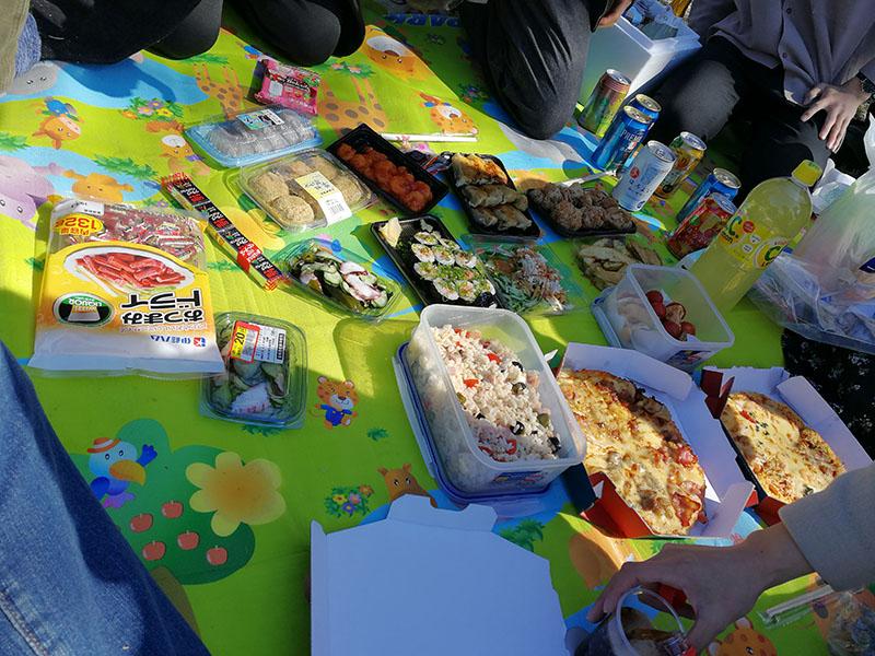 Lab Hanami 2019 Food