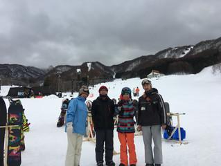 Lab Ski/Snowboard Trip 研究室スキー/スノボ旅行