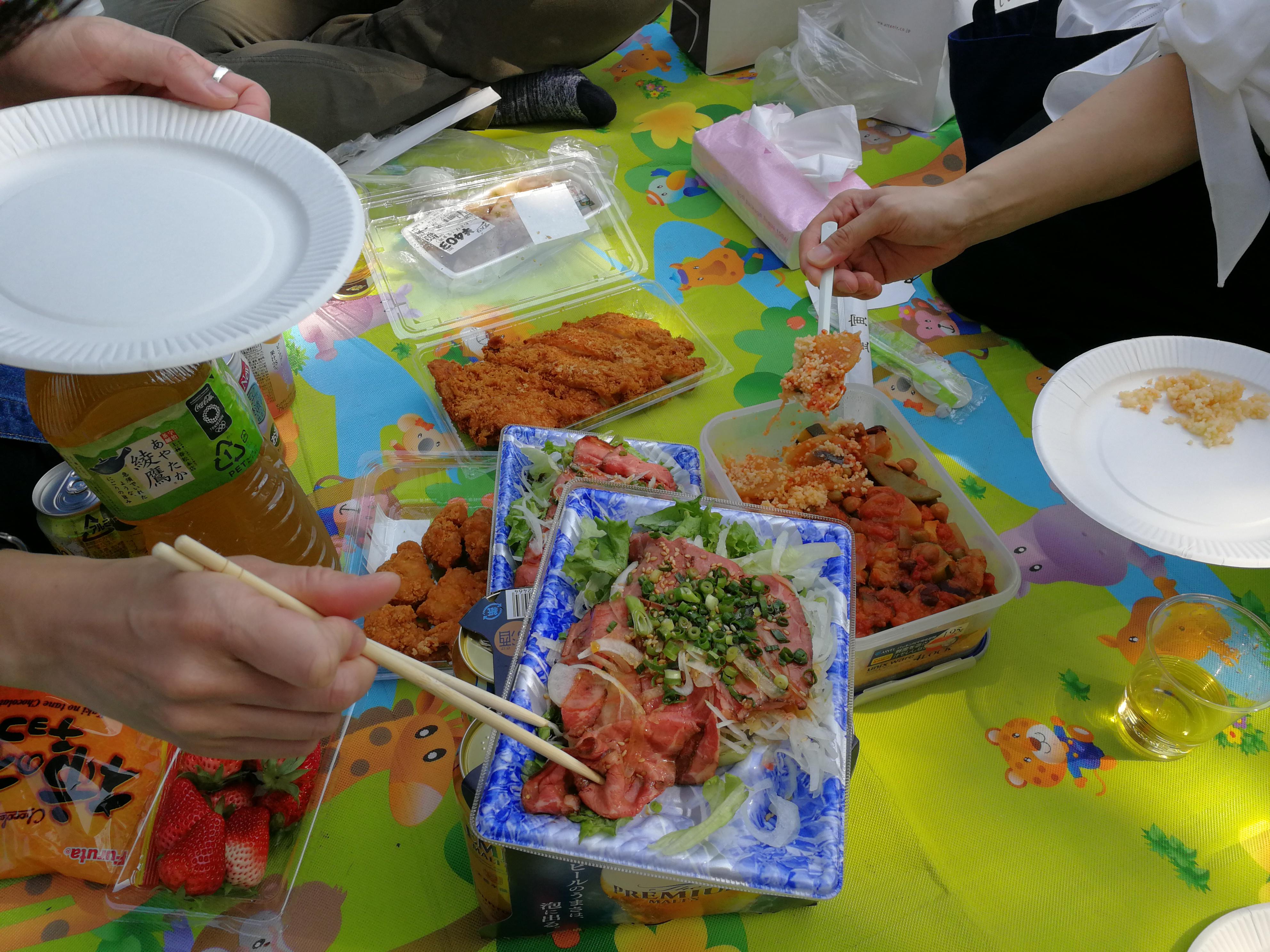 Lab Hanami 2018 Food