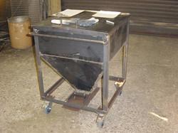 Hopper fabrication