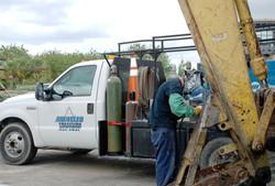 Welding field Service