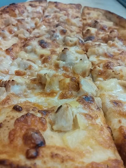 Try a BBQ Chicken Flatbread, today!