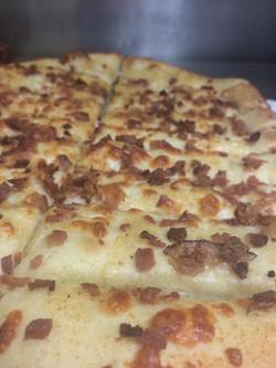 Bacon + Pizza = True Love