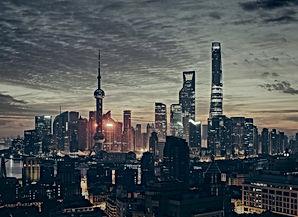 shanghai_china_skyscrapers_night_panoram