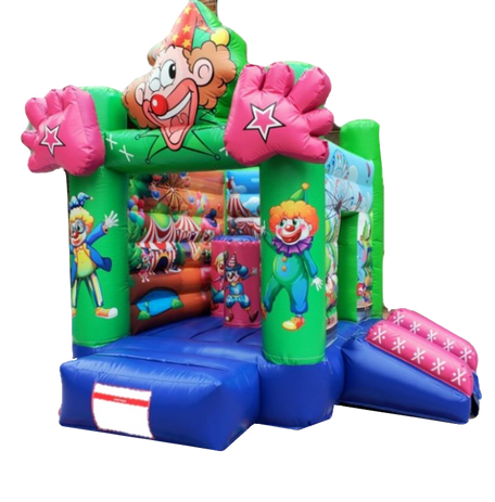 "Hüpfburg ""Clown"""