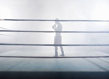 What does shadow boxing do for your body?