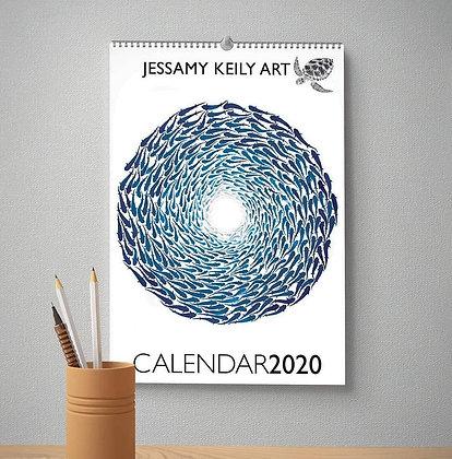 2021 Classic Calendar