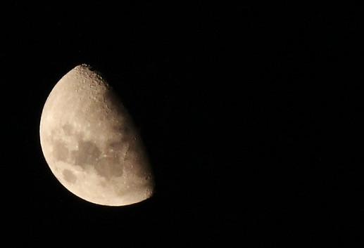 Clear night skies on Exmoor