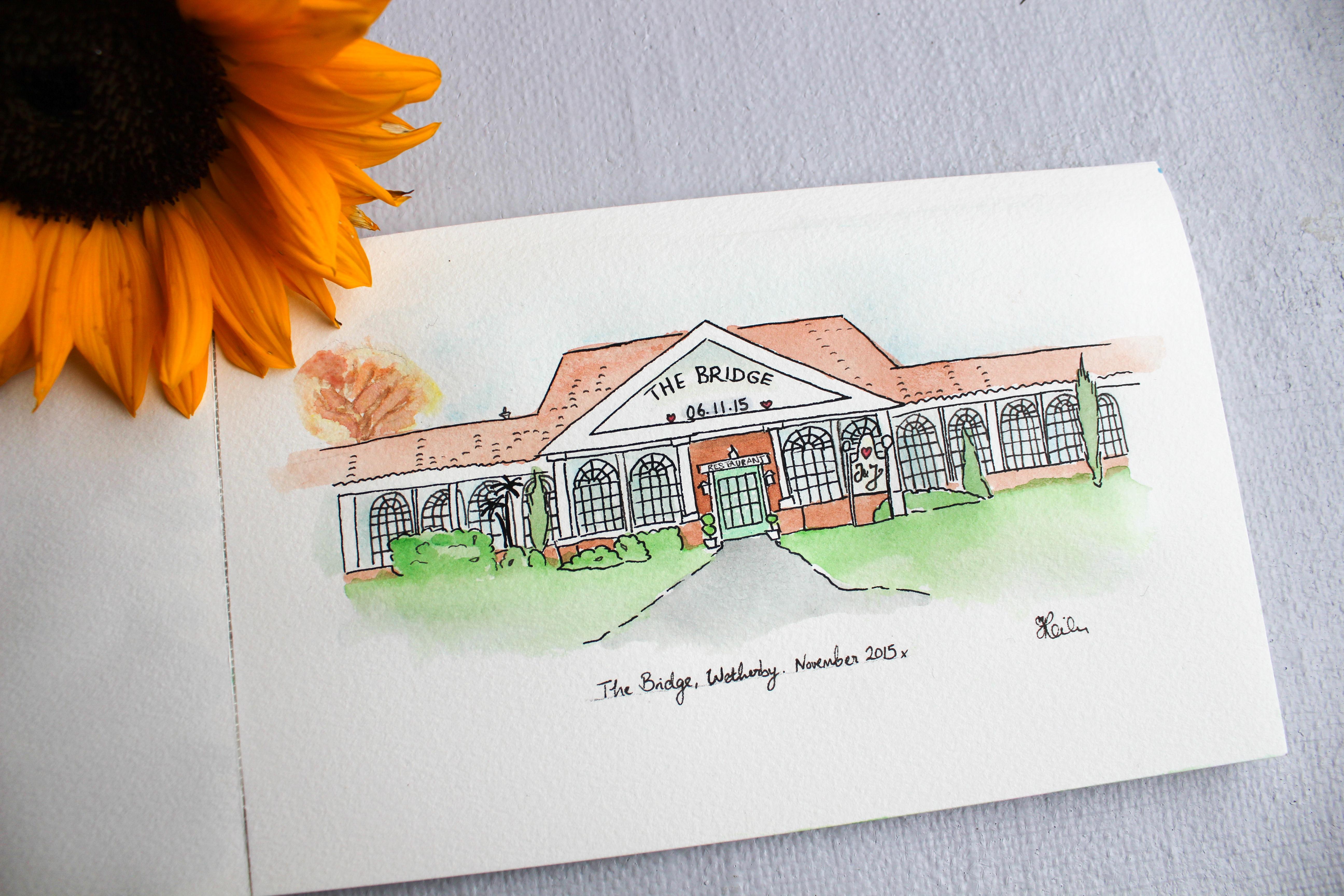 A5 Wedding Venue