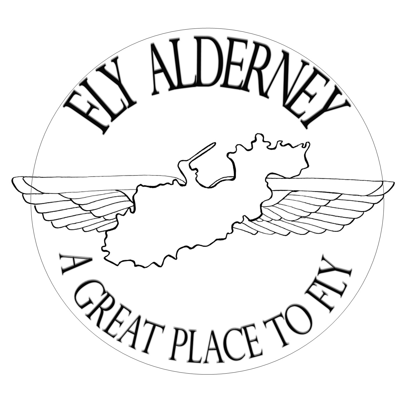Fly Alderney