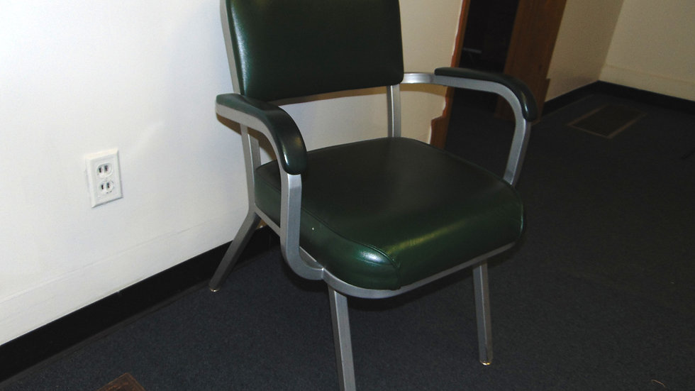 VINTAGE Superior Chaircraft Steel Frame Office Chair
