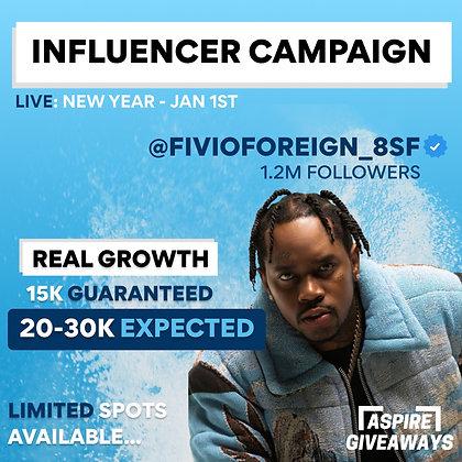 Fivio Foreign Campaign Slot