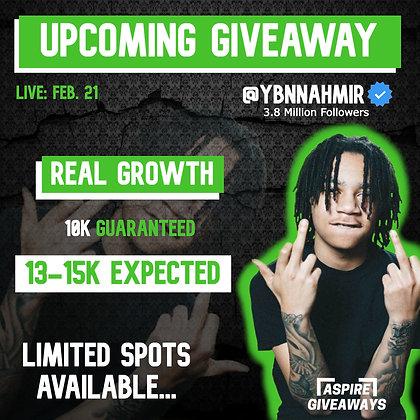 YBN Nahmir Campaign Spot
