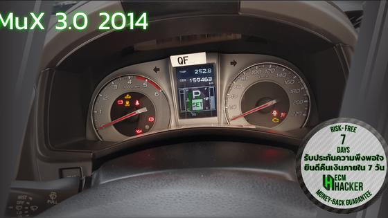MuX 2014 Cruise control