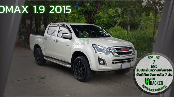 DMAX Bluepower 1.9 AT 2015