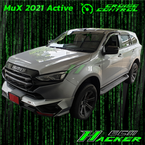 Cruise control Dmax MuX 2020/21