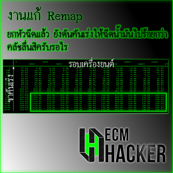 แก้งาน Remap ตอนสักแต่ดัน