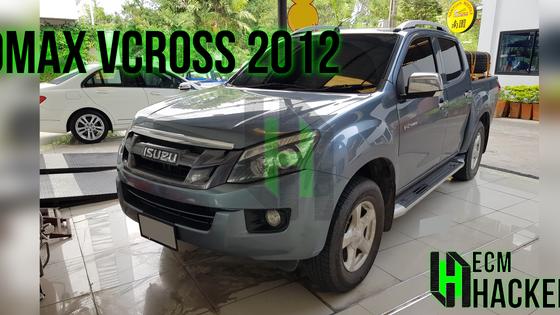 DMAX 2012 3.0 Vcross Auto