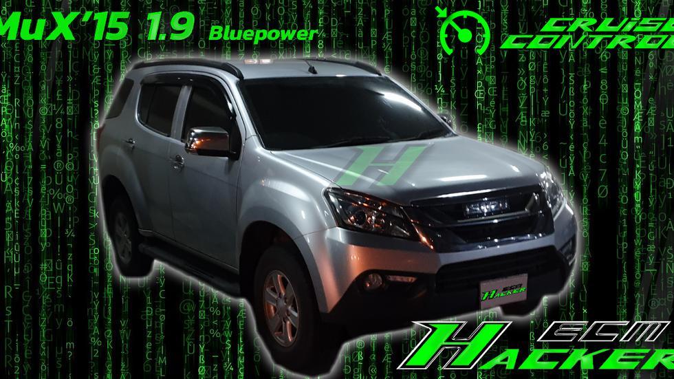 MuX 2016 1.9 Blupower