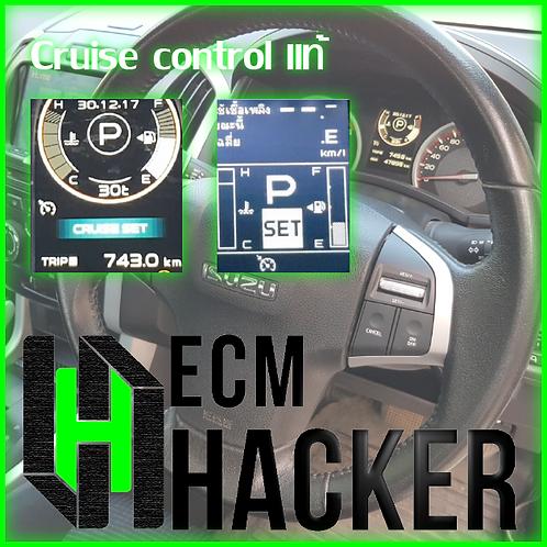 Cruise control DMAX/MUX ทุกรุ่น/ปี